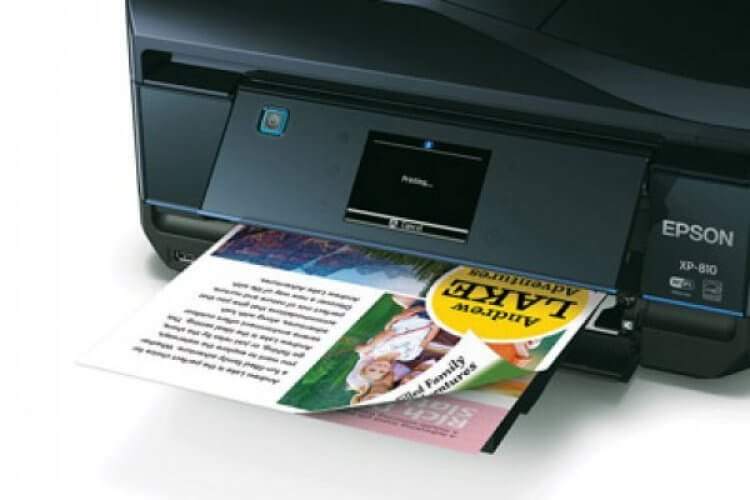 Epson XP-810 Refurbished с СНПЧ 3