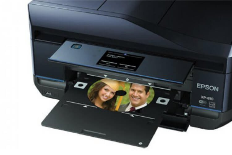 Epson XP-810 Refurbished с СНПЧ 4